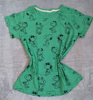 Blusa Feminina no Atacado Snoopy