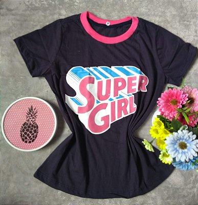 Blusa Feminina no Atacado Super Girl