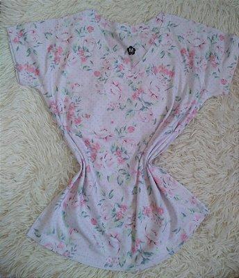T Shirt Feminina Para Revenda Floral