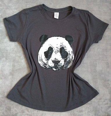 Blusa Feminina Para Revenda Panda Rosto