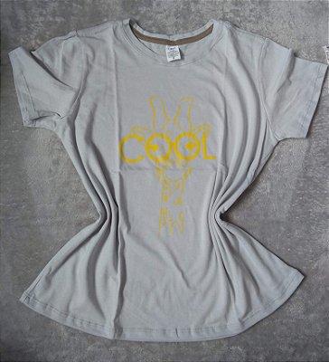 T Shirt Feminina Para Revenda Girafa Cool