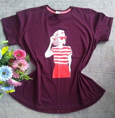 T Shirt feminina para Revenda Woman