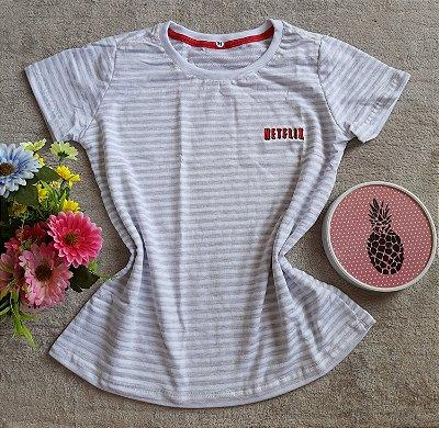 T-shirt Feminina no Atacado Netflix