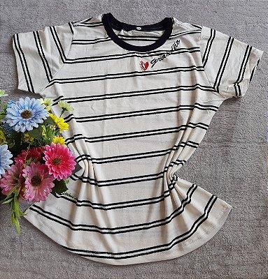 T shirt Feminina no Atacado Gratidão