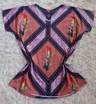 Blusa Feminina Para Revenda Flores