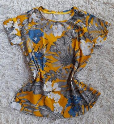 Blusa Feminina no Atacado Floral
