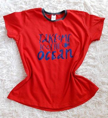 Blusa Feminina no Atacado Ocean