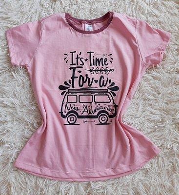 T Shirt Feminina Para Revenda Kombi