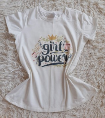 Blusa Feminina No Atacado Girl Power