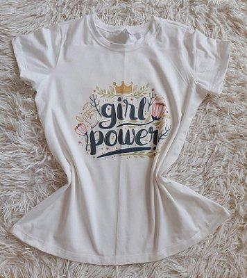Blusa Feminina No Atacado Girl Power
