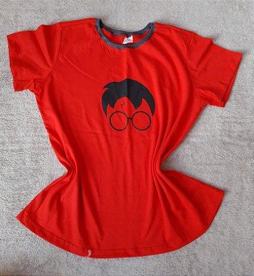 T-Shirt Feminina no Atacado Harry Potter