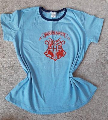 T-Shirt Feminina no Atacado Hogwarts