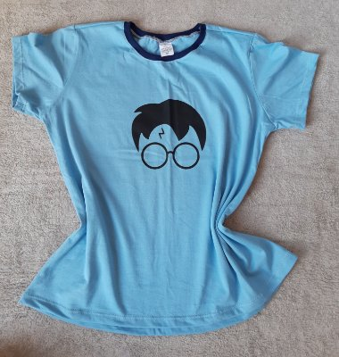 Tee Feminina no Atacado Harry Potter