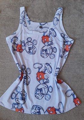 Regata Feminina Para Revenda Mickeys