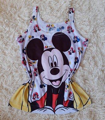 Regata Feminina no Atacado Mickey Grande