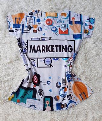 T shirt Profissão no Atacado Marketing