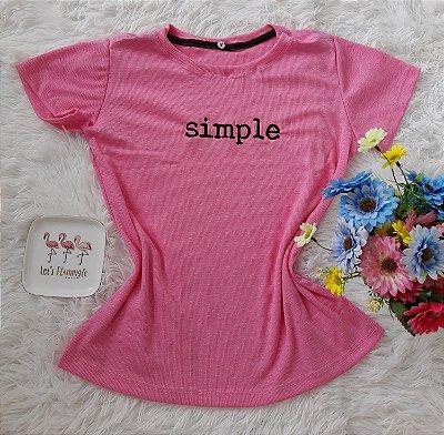 TShirt Feminina Para Revenda Simple