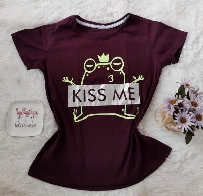 Blusa Feminina no Atacado Kiss Me