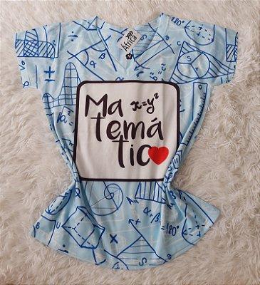T-Shirt Profissão no Atacado Matemática