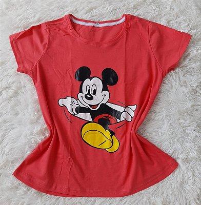 Blusa Feminina no Atacado Mickey Pink