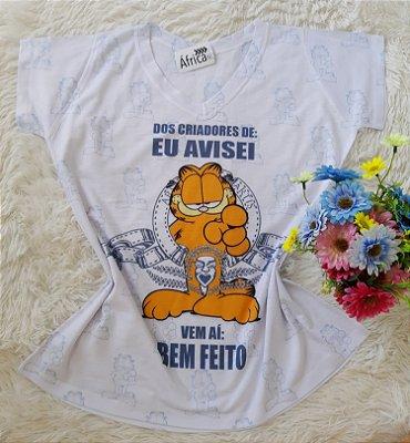 Blusinha Feminina no Atacado Garfield