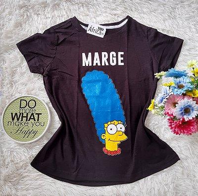 Tee Feminina Para Revenda Marge
