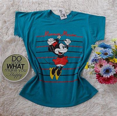 Blusinha Feminina No Atacado Minnie Mouse