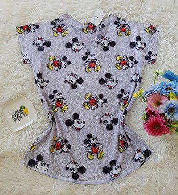 Tshirt Feminina no Atacado Mickeys