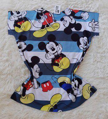 Blusinha Feminina Para Revenda Mickeys