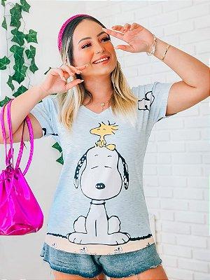 T-Shirt no Atacado Snoopy Grande
