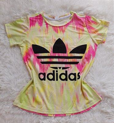 T Shirt Feminina no Atacado Adidas