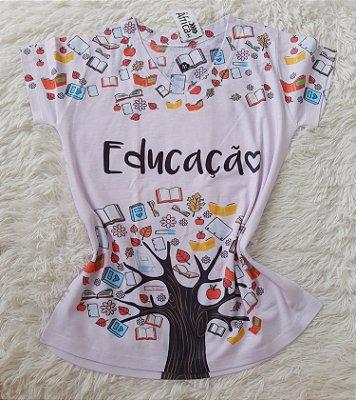 Blusa Feminina no Atacado Educação