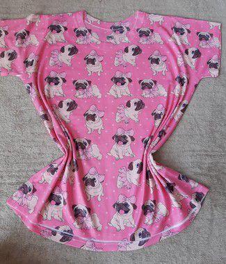 Blusa Feminina Para Revenda Pugs