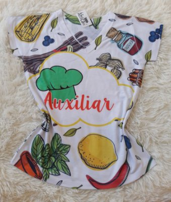 T-shirt Auxiliar