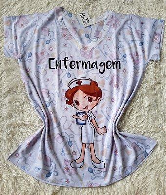 T-Shirt Profissão Enfermagem