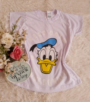 Camiseta Atacado Donald Branco