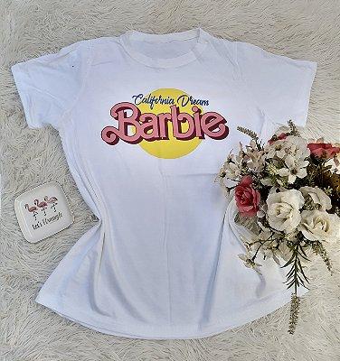 Camisa No Atacado Barbie Off-White
