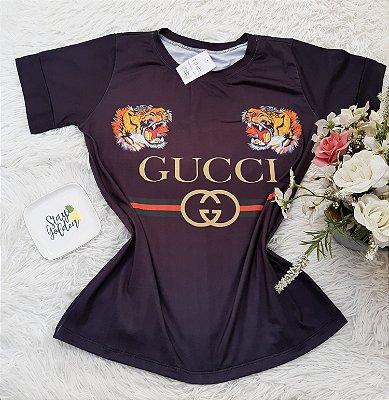 T-Shirt No Atacado Premium Gicci