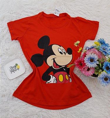 Camiseta No Atacado Mickey