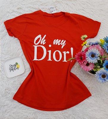 Camiseta No Atacado Dior