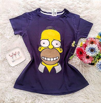 Camiseta No Atacado Homer Marinho