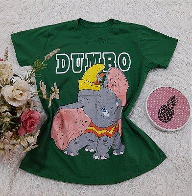 Camiseta No Atacado Dumbo Bandeira