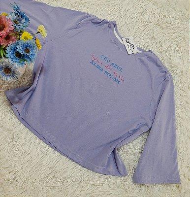 Camiseta No Atacado Ceú
