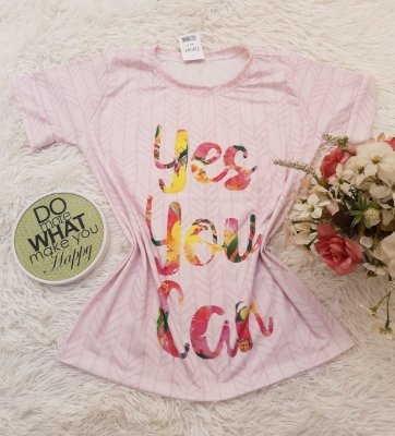 T-Shirt No Atacado Yes