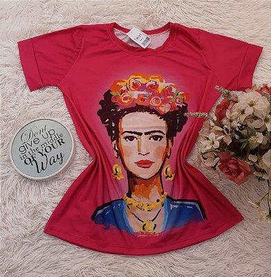 T-Shirt No Atacado Frida Pink