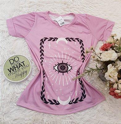 T-Shirt No Atacado Olho