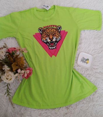 Blusão No Atacado Tigre Neon