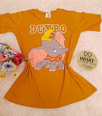 Blusão No Atacado Dumbo Mostarda