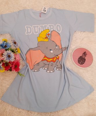 Blusão No Atacado Dumbo Azul