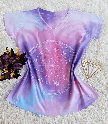 T-Shirt  No Atacado Horoscopo